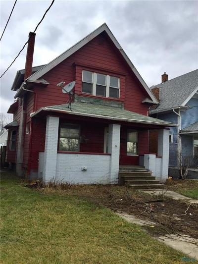 Toledo Single Family Home For Sale: 1863 N Summit Street