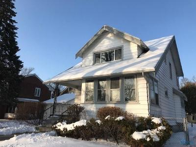 Toledo OH Single Family Home For Sale: $14,300