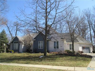 Toledo Single Family Home Contingent: 2944 Cypress Colony Drive