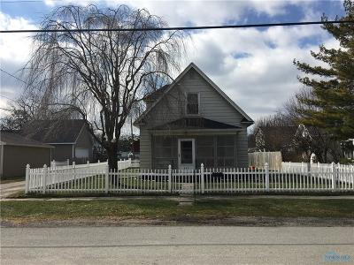 Maumee Single Family Home Contingent: 313 Rosamond Street