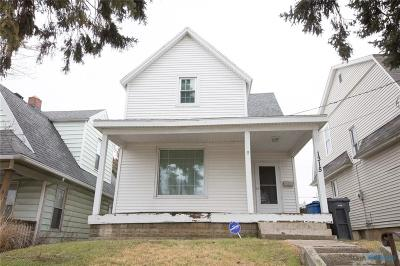 Toledo Single Family Home For Sale: 1315 E Broadway Street