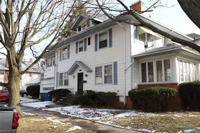 Toledo Single Family Home For Sale: 2926 Parkwood Avenue