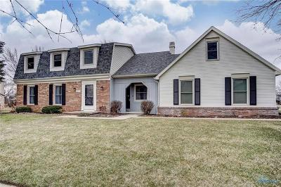 Sylvania Single Family Home Contingent: 6055 Burrwood Drive