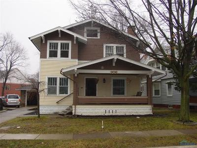 Napoleon OH Single Family Home Contingent: $75,900