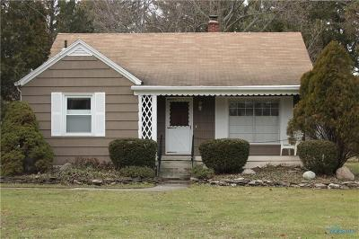 Perrysburg Single Family Home For Sale: 28325 White Road