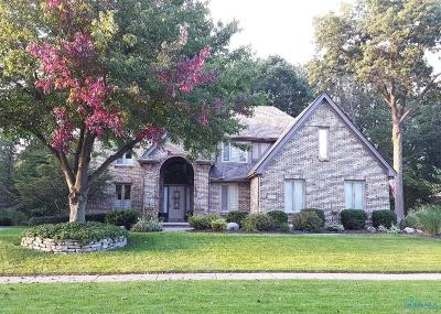 Toledo Single Family Home Contingent: 7416 Finchwood Lane
