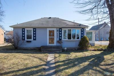 Toledo Single Family Home For Sale: 4902 Roywood Road