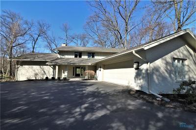 Toledo Single Family Home For Sale: 4523 Golf Creek Drive