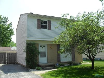 Toledo OH Single Family Home For Sale: $94,900