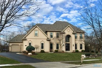 Perrysburg Single Family Home For Sale: 382 Osage Court