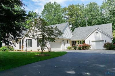 Swanton Single Family Home For Sale: 2645 Scott Road