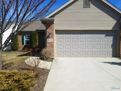 Maumee Single Family Home For Sale: 4937 Starboard Drive
