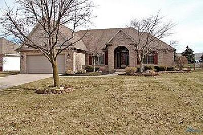 Maumee Single Family Home For Sale: 4519 Blystone Valley Drive