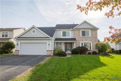 Perrysburg Single Family Home Contingent: 1760 Eaglecrest Road