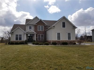Perrysburg Single Family Home For Sale: 4508 Turtle Creek Drive