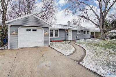 Toledo Single Family Home For Sale: 3202 Elmview Drive