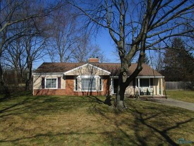 Sylvania Single Family Home Contingent: 6220 Sylvan Green Road