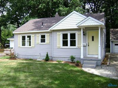 Sylvania Single Family Home Contingent: 5854 Normandy Drive