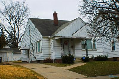 Toledo OH Single Family Home For Sale: $29,900