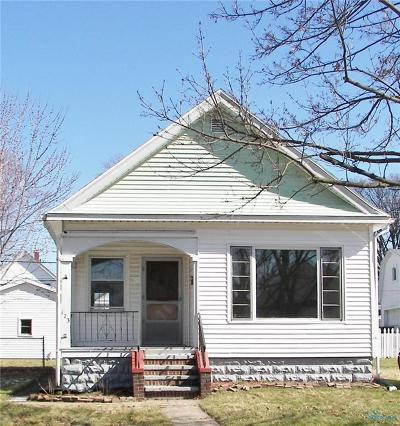 Rossford Single Family Home For Sale: 173 Oak Street