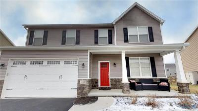 Perrysburg Single Family Home For Sale: 14807 Saddlebrook Court