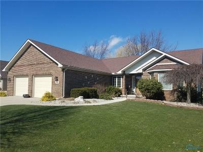 Lucas County Single Family Home For Sale: 3541 Williamsburg Drive