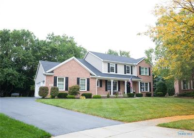 Perrysburg Single Family Home Contingent: 305 Osage Court