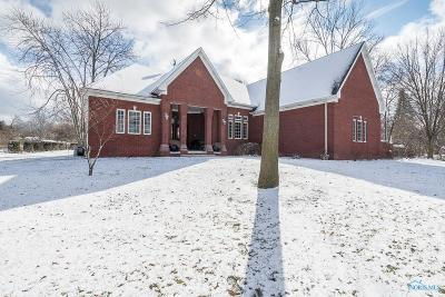 Toledo Single Family Home Contingent: 2016 Richards Road