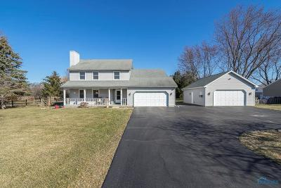 Grand Rapids Single Family Home Contingent: 13406 Mohler Road