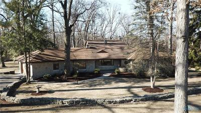 Maumee Single Family Home For Sale: 7231 Salisbury Road
