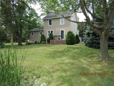 Perrysburg Single Family Home For Sale: 28961 Glenwood Road