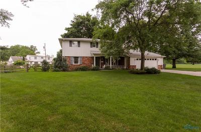 Toledo OH Single Family Home For Sale: $230,000