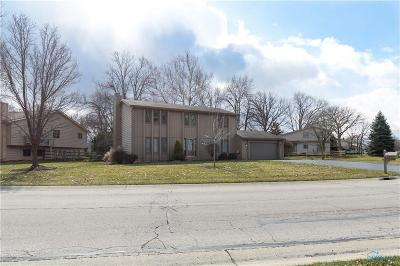Perrysburg Single Family Home For Sale: 9553 Bishopswood Lane
