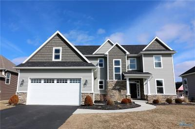 Perrysburg Single Family Home Contingent: 2854 Woods Edge Road