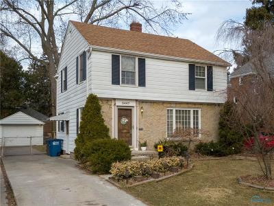 Toledo Single Family Home For Sale: 2447 Cheltenham Road