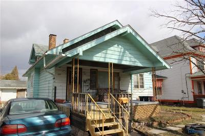 Toledo Single Family Home For Sale: 305 Mettler Street