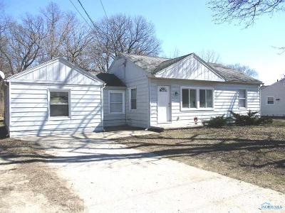 Toledo Single Family Home For Sale: 632 N McCord Road