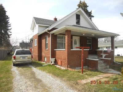 Toledo Single Family Home For Sale: 1410 Corry Avenue