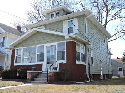 Toledo Single Family Home For Sale: 256 Decatur Street