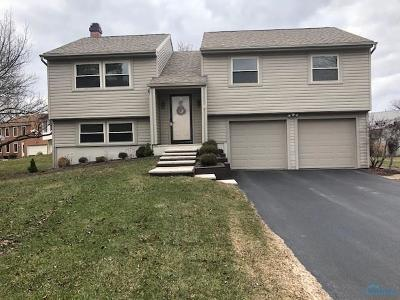 Perrysburg Single Family Home For Sale: 202 Quail Road