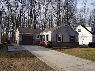Toledo Single Family Home For Sale: 3813 Philmar Drive