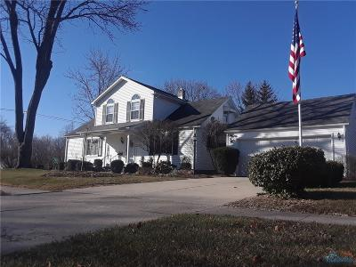 Maumee Single Family Home Contingent: 1005 Anderson Avenue