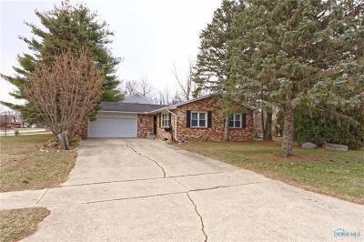 Single Family Home For Sale: 6541 Oakbrook Drive