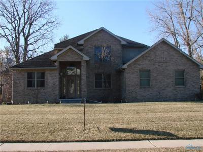 Toledo Single Family Home For Sale: 6531 Saddle Ridge Ln