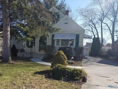Toledo OH Single Family Home For Sale: $82,500