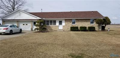 Perrysburg Single Family Home For Sale: 27431 Lime City Road