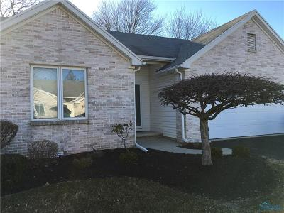 Toledo OH Condo/Townhouse For Sale: $134,900