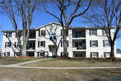 Toledo OH Condo/Townhouse For Sale: $52,500
