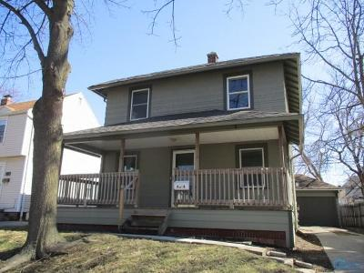 Toledo OH Single Family Home For Sale: $32,000