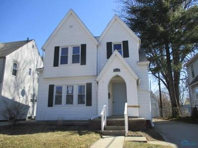 Toledo Single Family Home For Sale: 4614 Commonwealth